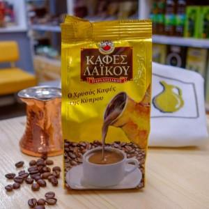 Кофе традиционный кипрский молотый Laiko, 100г