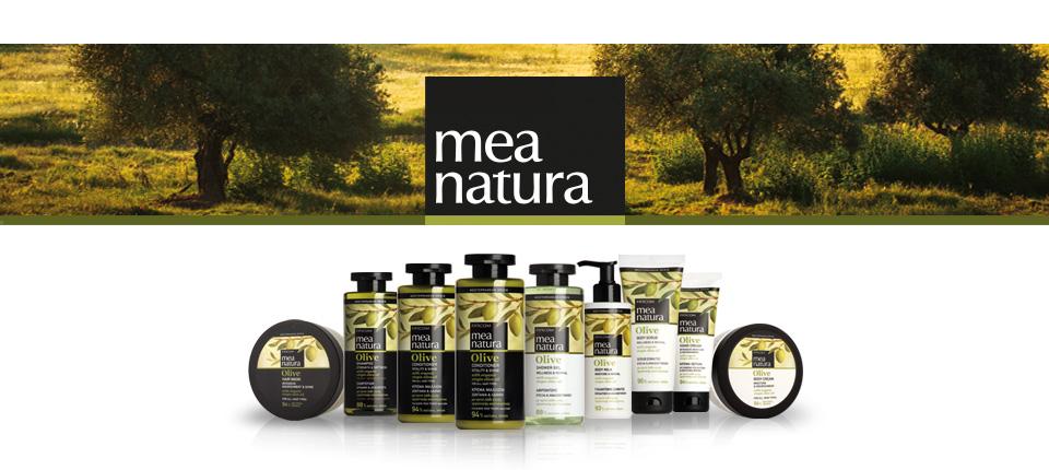Косметика на оливковом масле из Греции