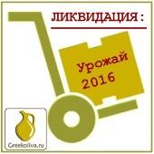 Новый урожай лучшего греческого оливкового масла уже едет к нам! Мы начинаем ликвидацию прошлого, но не старого урожая!